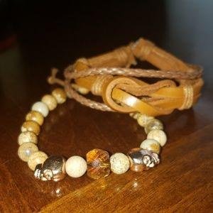 Handmade Paragon Legacy bracelets